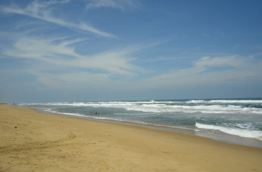 Puri beach, India's best seaside beach